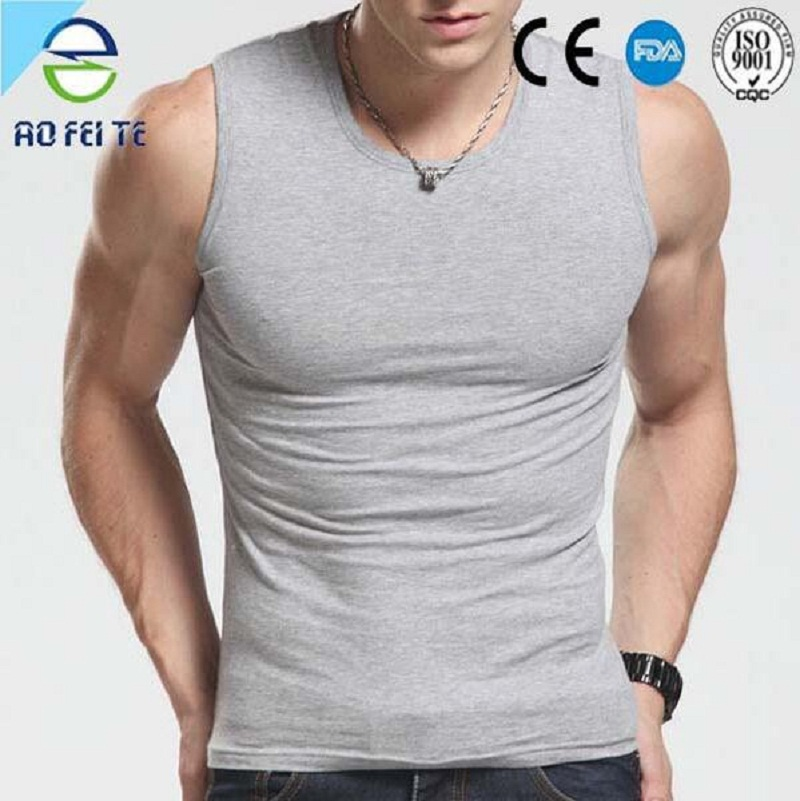 2017 hot 100% cotton men fashionable cotton t shirt from china