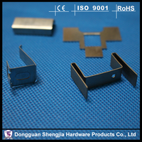 Steel Stamping Jewelry Metal Clamps And Fasteners