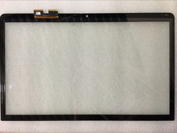 Manufacturer supply touch screen replacement digitizer for ASUS MCF-173-12 and touch screen repair touch screen display for ASUS