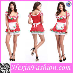 wholesale strawberry carnival costumes fruit
