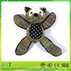 OEM animal shape Dog Toys Squeaking Dog Toy Plush Puppy for Dogs pet chew squeaker squeaky toy