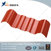 building material asa coated pvc kerala house roofing tile