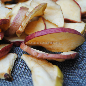Freeze Dried Apple Slice Apple Flakes Dried Apple Chips