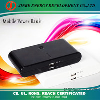 high capacity 12000mah power bank laptop charger backup battery case for iphone 5c