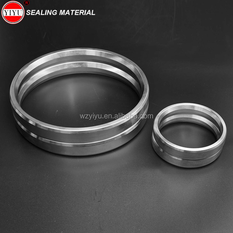 RX Ring joint gasket with API 6A