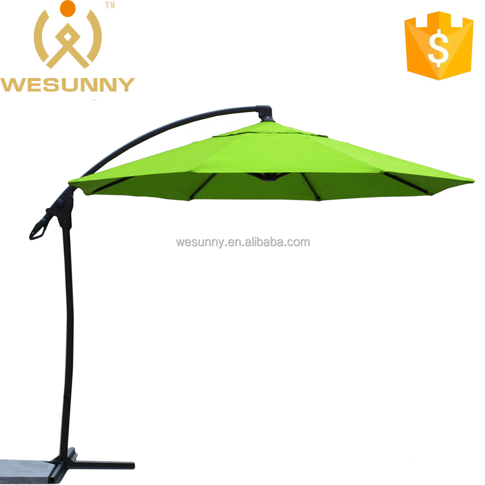 High Quality Dia3m Outdoor Patio Aluminium Cantilever Umbrella