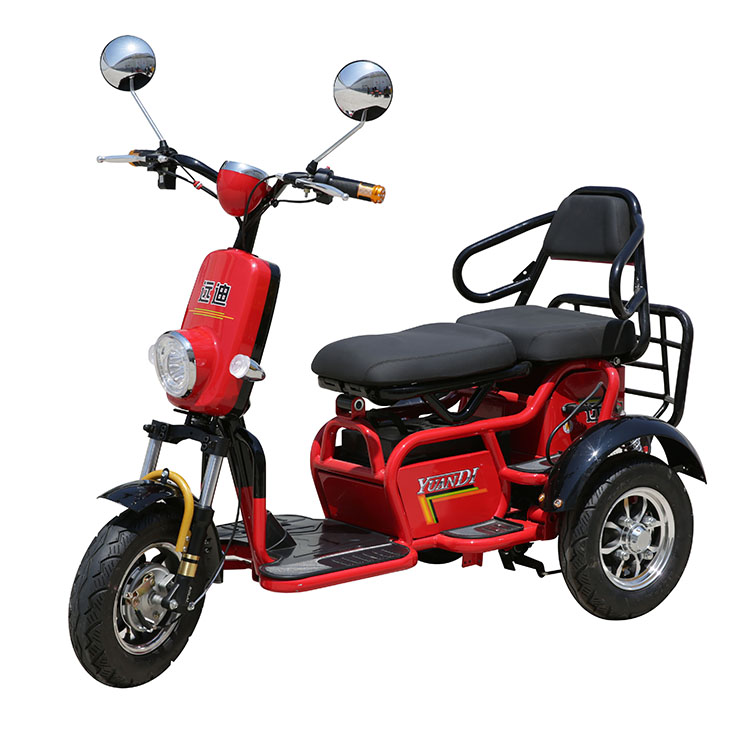 Folding Adults Tricycle Rickshaw Electric In Delhi