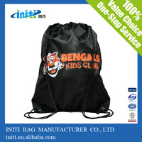 China supplier wholesale custom nylon polyester slazenger backpack bag