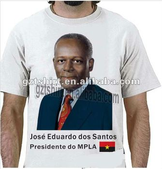 The cheapest election cotton print t shirt