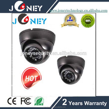 720P Hot Vandalproof/ Waterproof Metal Dome AHD Camera with Fixed Lens 3.6mm