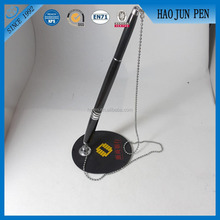 Wholesale Promotional Metal Desk Stand Pen For Bank And Government