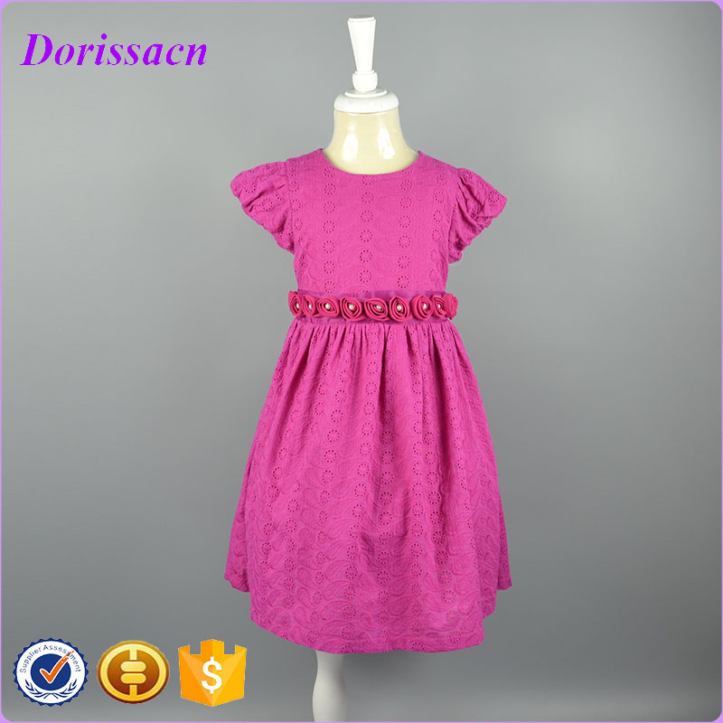 Korean Style Party Dress Princess Dresses For Children Wholesale Girls Party Dress