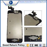 mobile phone lcd assembly original spare parts for iphone 5