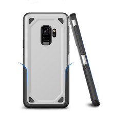 TPU PC phone case for samsung Galaxy S9 S9 Plus