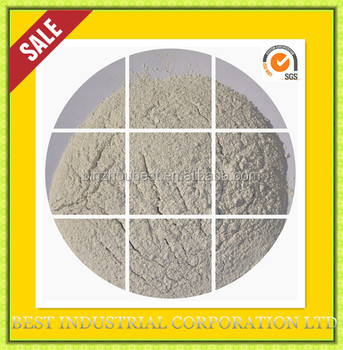 acid activated bentonite clay/bleaching earth
