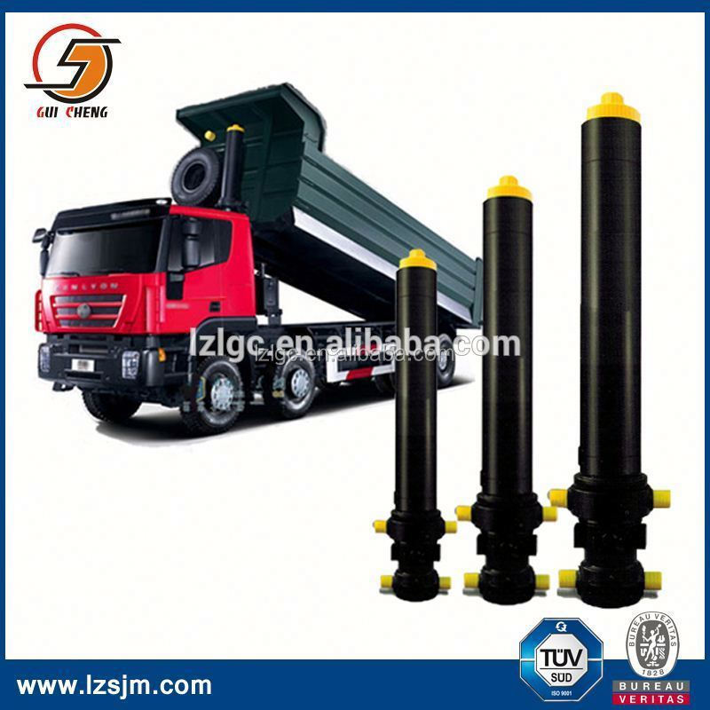 Experienced factory supplier---Auto parts push stem telescopic hydraulic cylinder