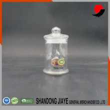 Round Shaped Big Wide Cereals Coffee Storage Container Commercial