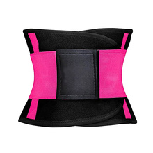 Hot Sale Adjustable Neoprene Compression Lower Back Support Belt With Medical Auxiliary
