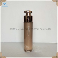 50ML plastic cosmetic packaging with pump for skin care