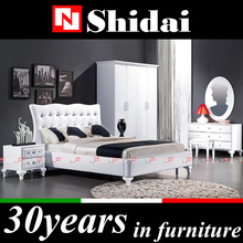 B904 Furniture bedroom set / bedroom furniture set indian design / french style bedroom furniture cheap