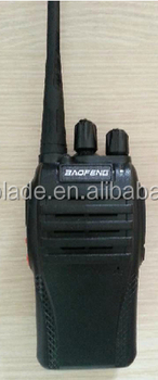 Two way radio of English edition voice broadcast