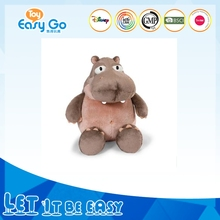 Best animals products soft plush hippo customized fat hippo plush toy