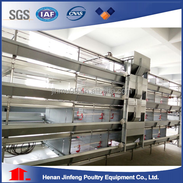 2015 Hot-sale! A H type automatic poultry farm equipments/chicken layer cage/chicken poultry battery