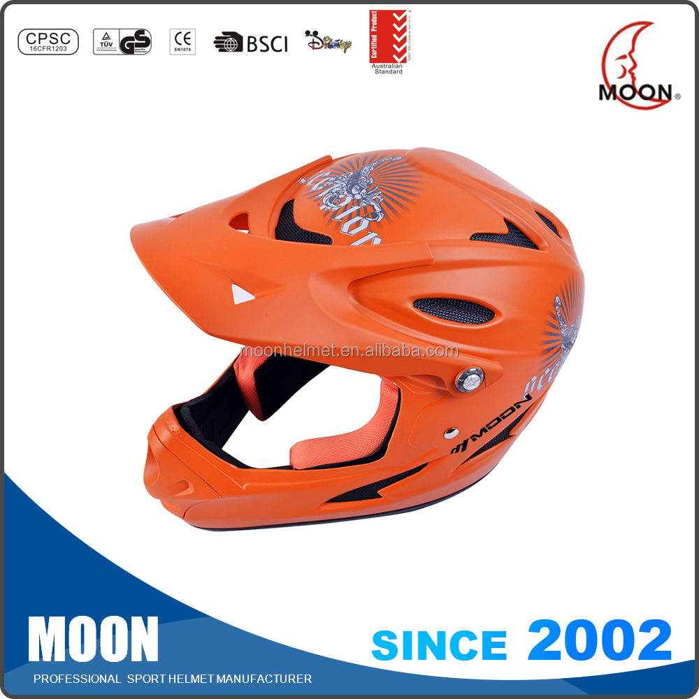 700g/690g downhill helmets helm full face