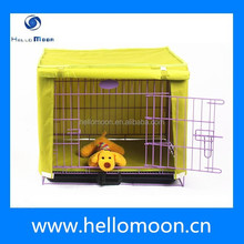 2015 High Quality Fashion Newest Eco-friendly Dog Cage Cover