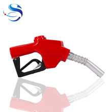 1'' Automatic Shut Off Injector Nozzle Dispensing Petrol Diesel Fuel Nozzle