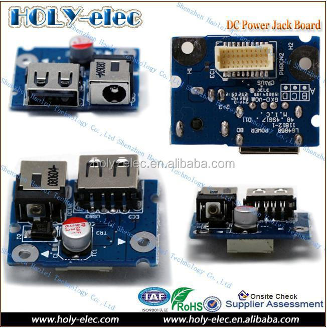 Brand New Laptop Parts For LENOVO G580 G 580 DC- IN Power USB Board Connector Jack USB Port Socket (PJ622)