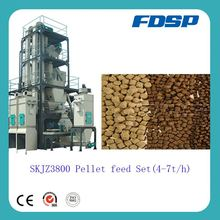 high durability cow feed grass cutter machine price Biofuel pellet production line/plant
