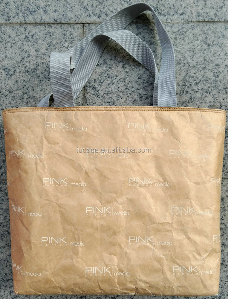 2106 Hot Selling Tyvek Paper Tote Bag