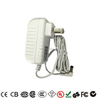 CE GS SAA UL PSE Approval 12V 2A 1A Power Supply AC DC Adapter