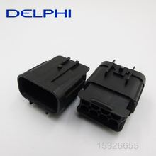 Auto DELPHI 15326655 connector molded Delphi original authentic connector