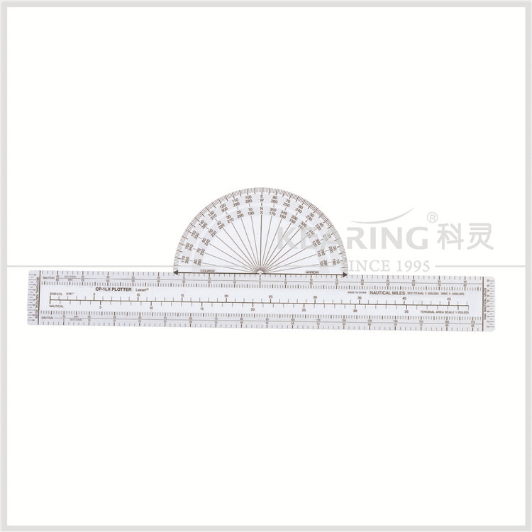 Kearing E6B Plotter Circular Flight Computer Round Shaped e6b Flying Calculator #E6B