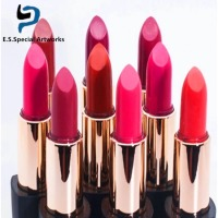 china cheap new unlabeled water based colour change mini matte lipstick