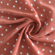 Shaoxing 100% polyester different types of silk chiffon fabric prints prices