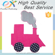 professionally custom embroidery applique truck