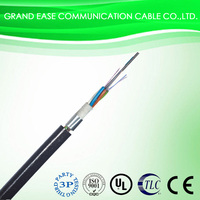 36 core fiber optic multimode armoured outdoor fiber optic cable GYTA factory prices