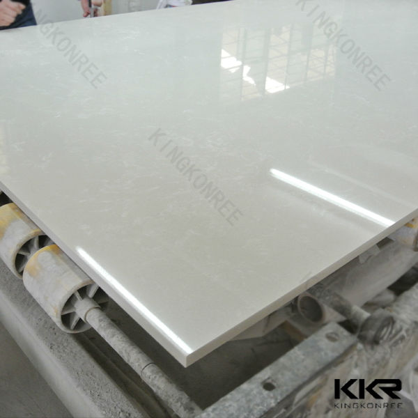 Hardness quartz slab floor / quartz stone sheets