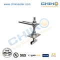 china 10 kw steel rooftop solar mounting hanger bolt for pv system