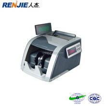 Professional High accuracy multi-currency Counter money detector machine fake money machine