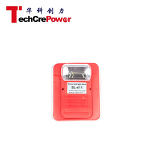 Sound warning buzzer with light decibel alarm warning light