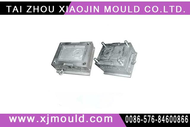 DVD box mould, plastic DVD case plastic injection mold