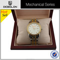 NEW!JAPAN MOVT AUTOMATIC WATCH STAINLESS STEEL BACK,WATCHES