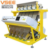 New Technology COLOR SORTING MACHINERY FOR BEANS PROCESSING,CEREALS GRADING MACHINE