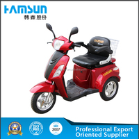 three wheel electric auto / china electric moped