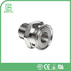 Sanitary Stainless Steel Fitting Tri-clamp Hexgonal Male Screw Ferrule