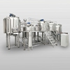 5HL 10HL 20HL 30HL 50HL 100HL Beer brewing making machine